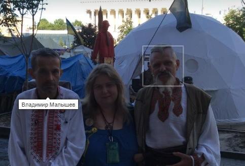 В Киеве титушки Кивы избили журналиста