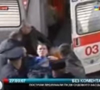Смерть Курочкина: не покушайся, да не убитым будешь