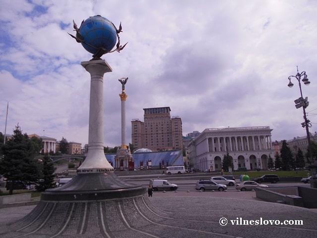Самозахваты в центре Киева