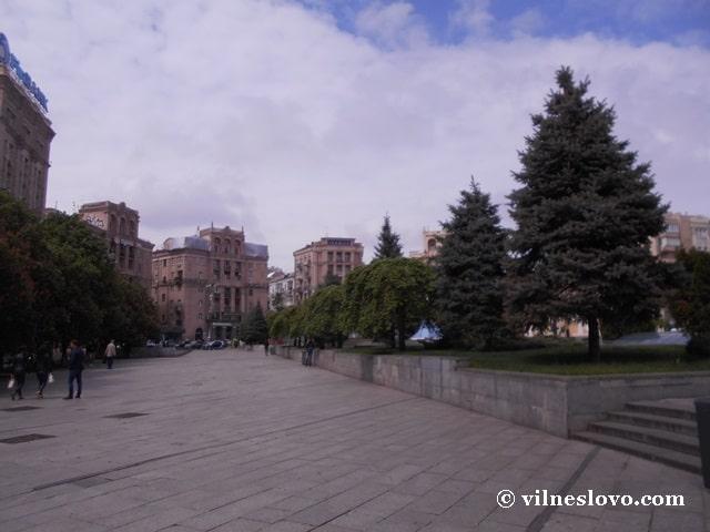 Самозахваты земли в Киеве