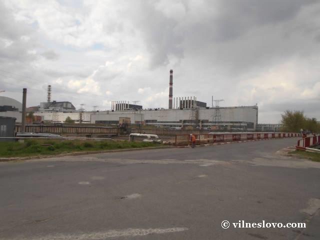 Чорнобильська атомна електростанція сьогодні