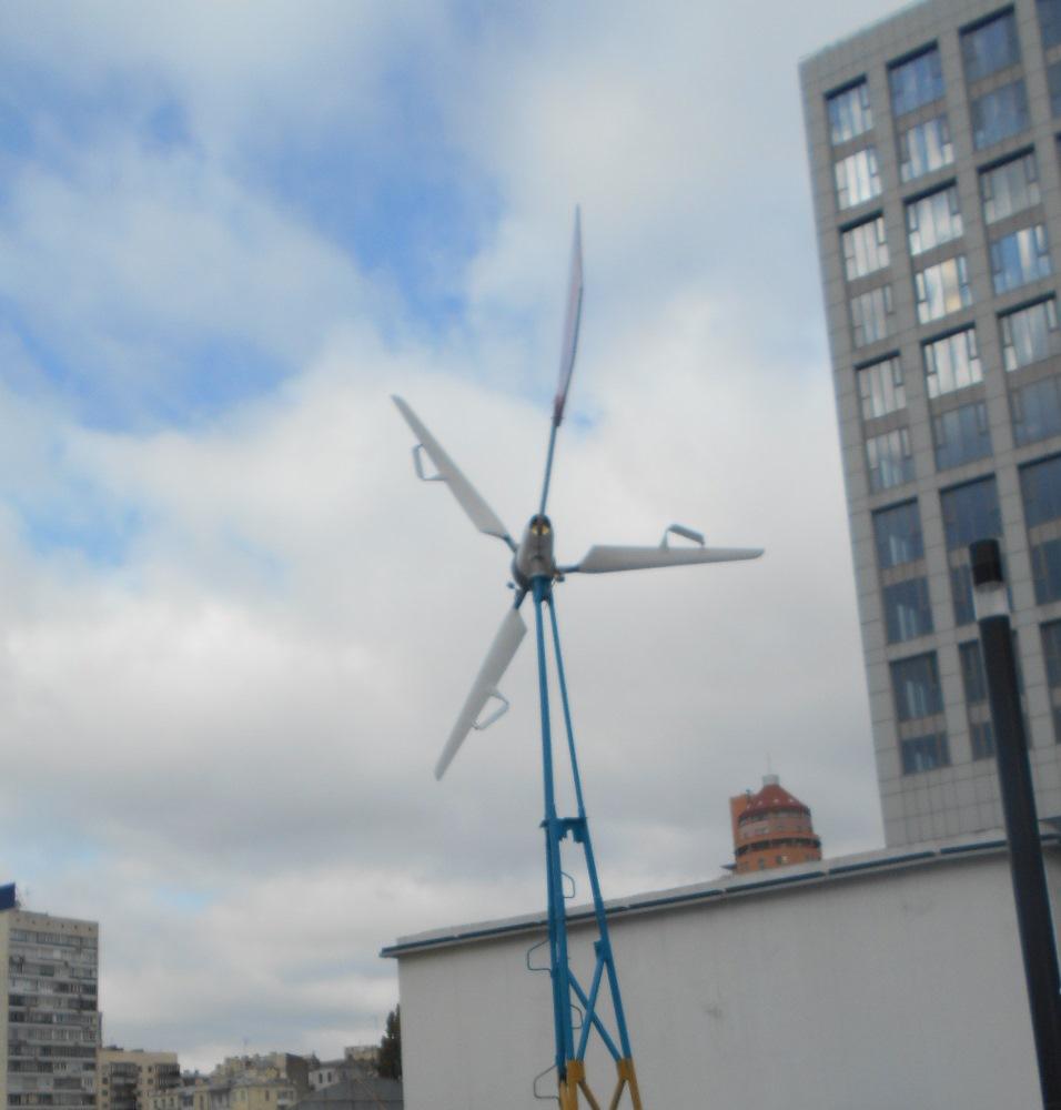 Енергія «з повітря» – гроші на вітер