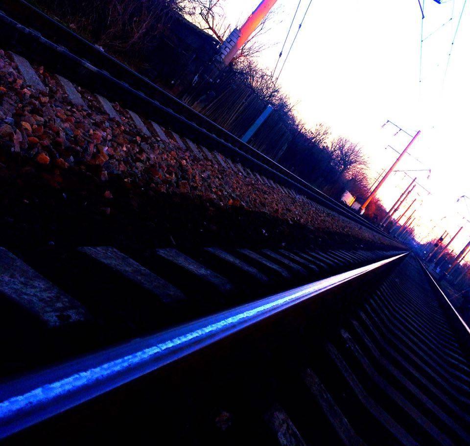 Суїцид на залізничних коліях