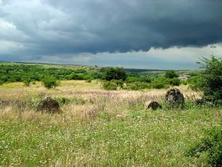 Кам'яний Шанець, козацький прикордонний пост