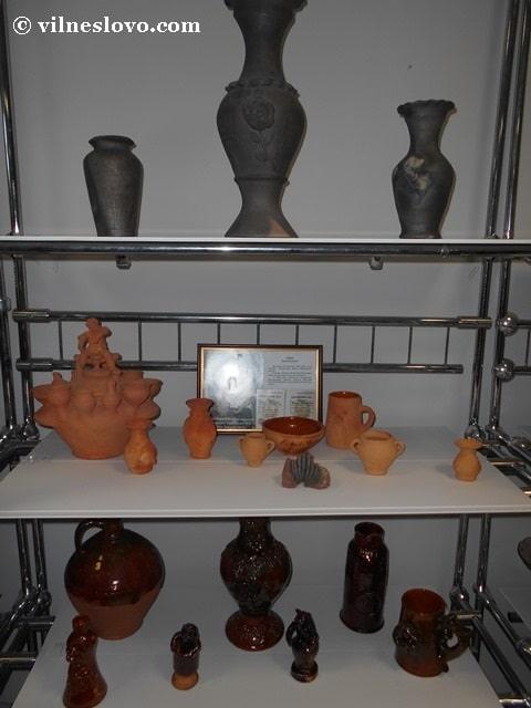 Посуд з чорної глини - Славутич, традиції місцевих майстрів