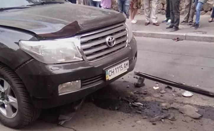 Очередной теракт в Киеве