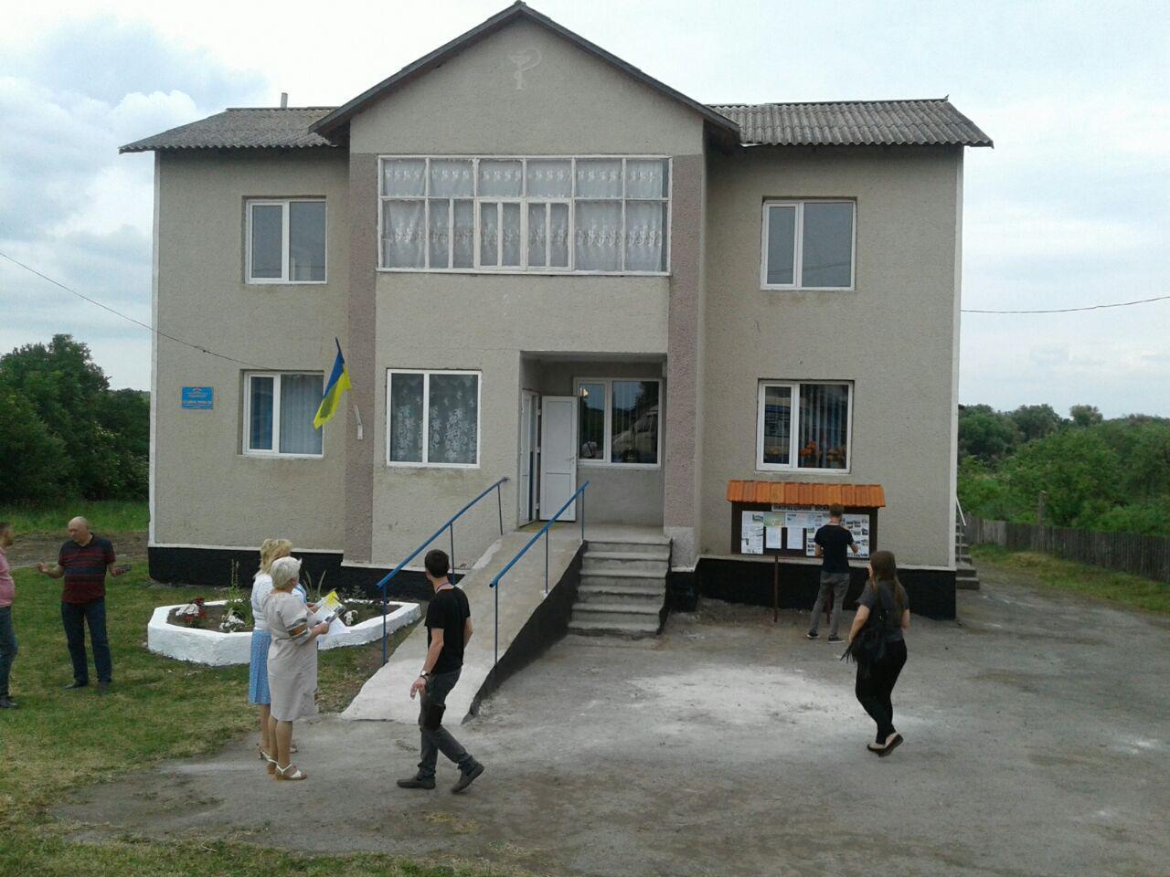 Село Соснівка на Хмельниччині