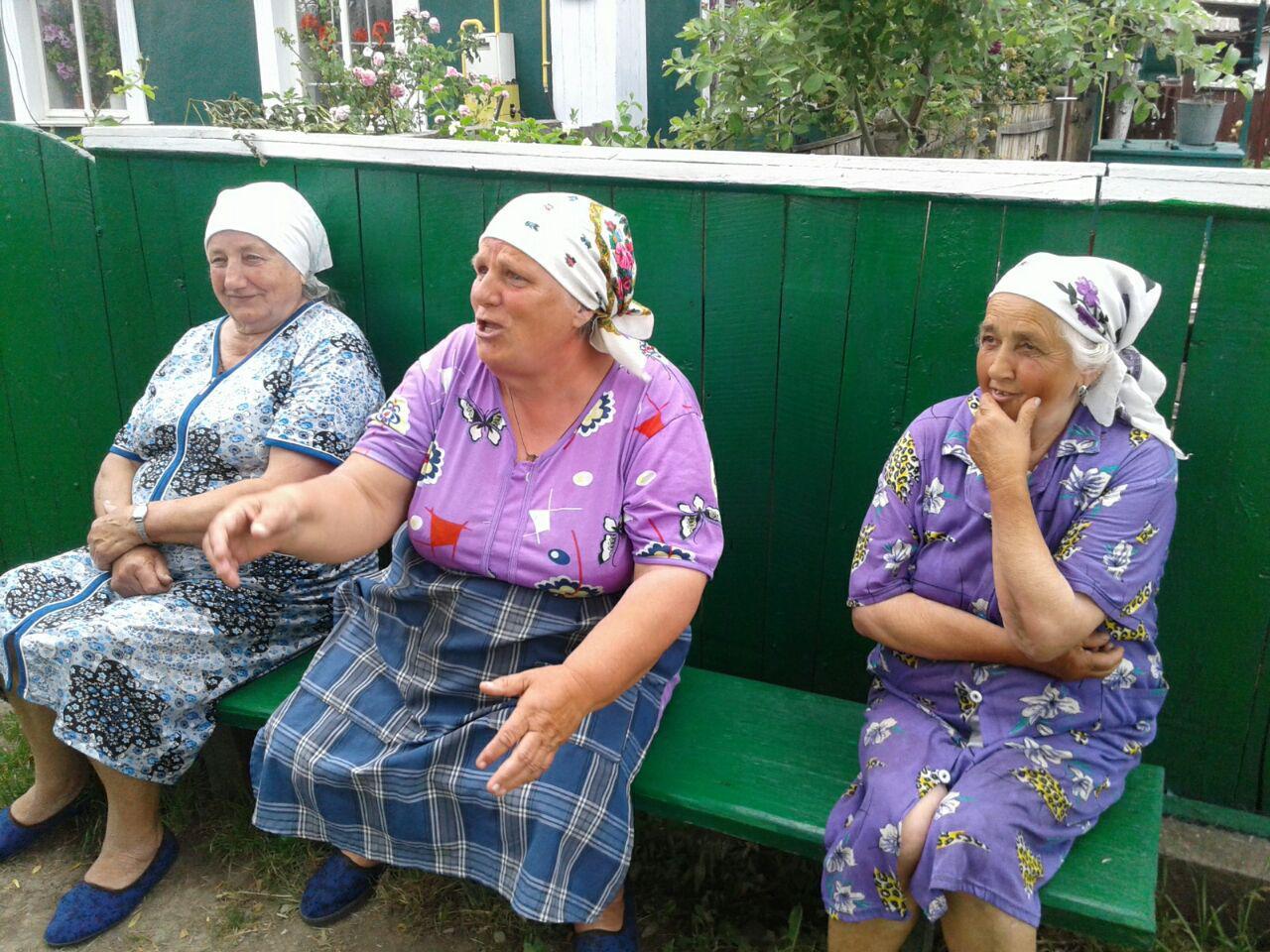 Село на Хмельниччині