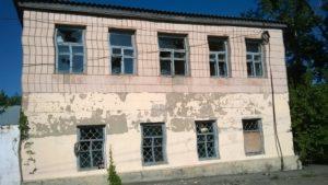 Захват райотдела в Станице Луганской