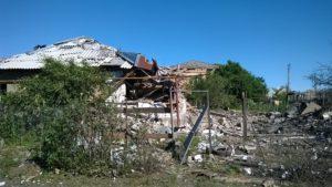 Удар по турбазе «Дубрава» уничтожил оплот «русского мира» в Станице Луганской