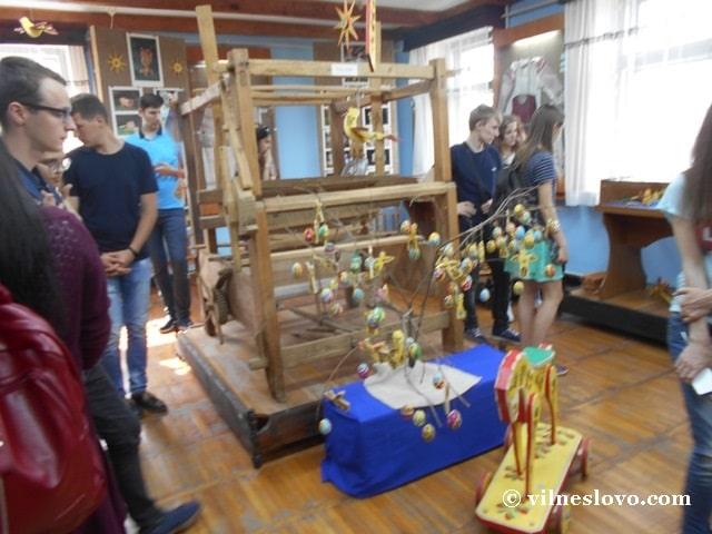 Музей Нетішина традиційні дерев'яні вироби