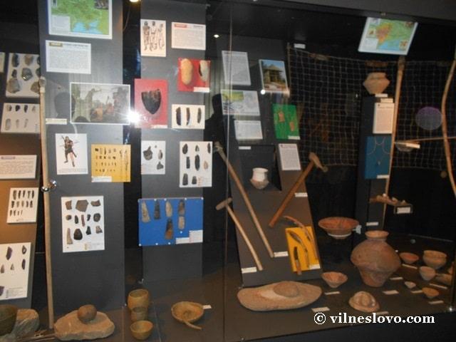 Стародавні знаряддя праці