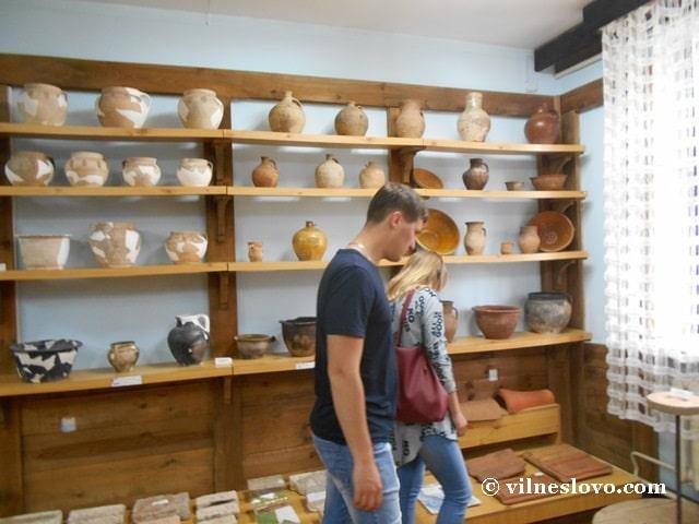 Гончарні вироби музей Нетішина
