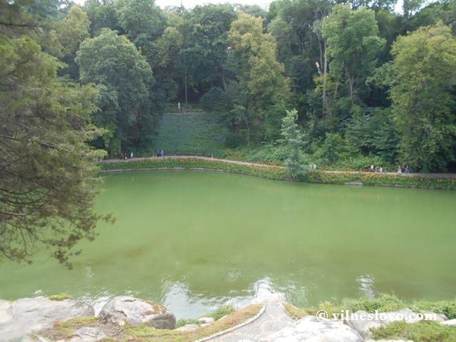 Краєвиди парку Софіївка