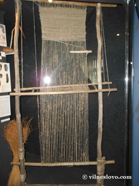 Вертикальний ткацький верстат