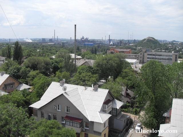Донецьк Калінінський район
