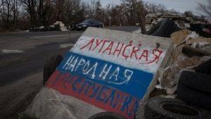 «Русская весна» в Станице Луганской. Часть 3