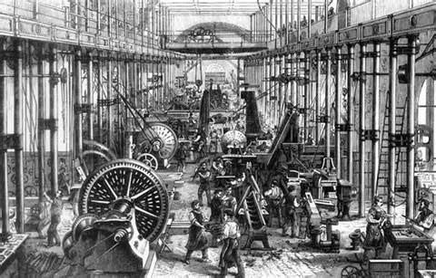 Історія успішної індустріалізації передових країн