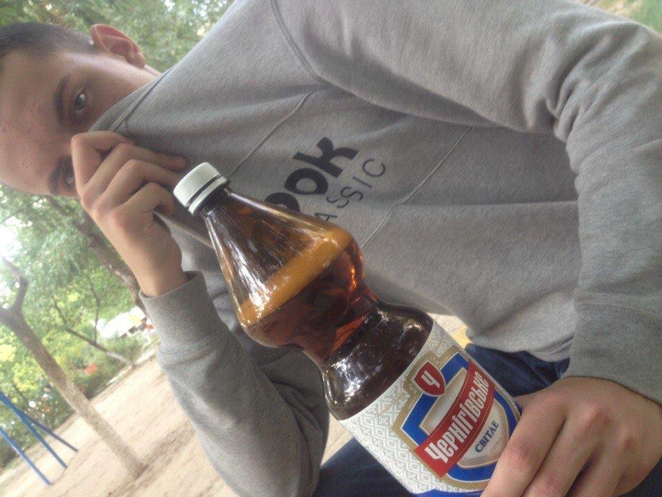 Россияне пьют Черниговское пиво