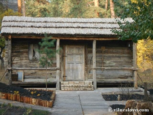 Старовинна сільська хата