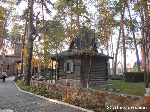 Дерев'яна сільська архітектура