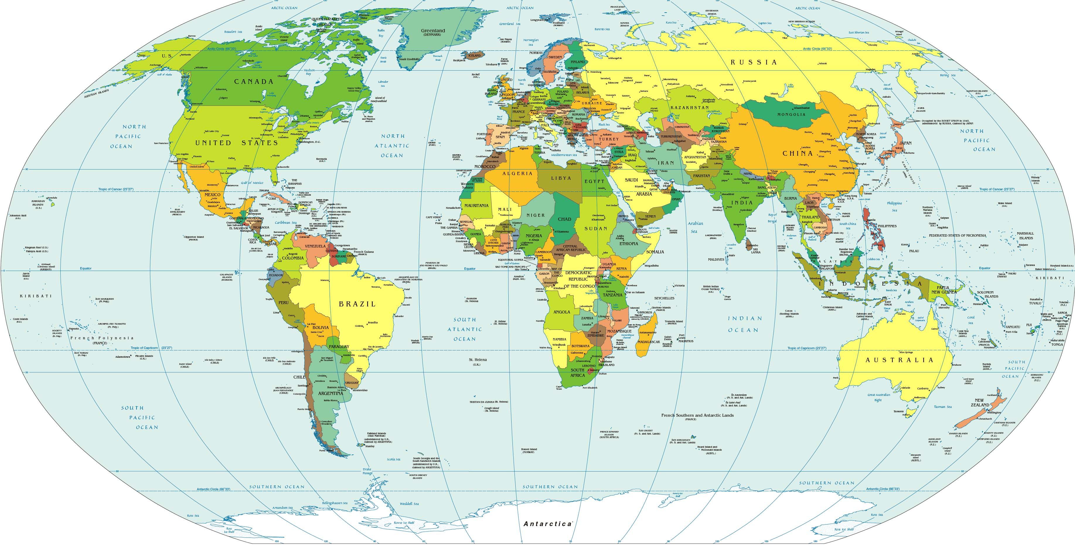 Геополітика та суспільний розвиток