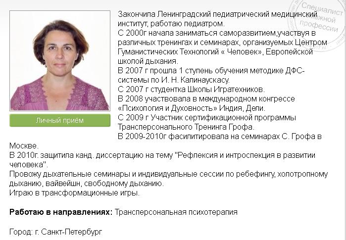 Світлана Виборнова