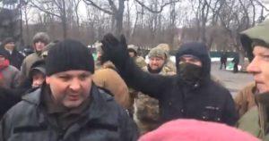 Кто стоит за разгоном митингов в Харькове