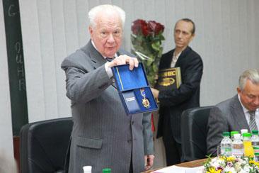 Завершив свій земний шлях академік Валентин Карлович Мамутов