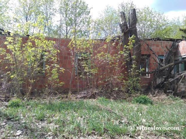Села зоны отчуждения в Черниговской области