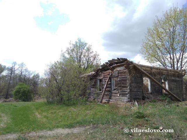 Села зоны отчуждения в Киевской области