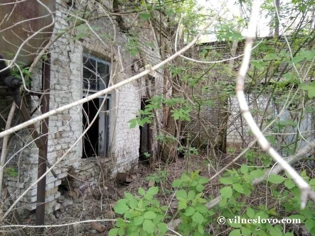 Заброшенные дома в Чернобыле