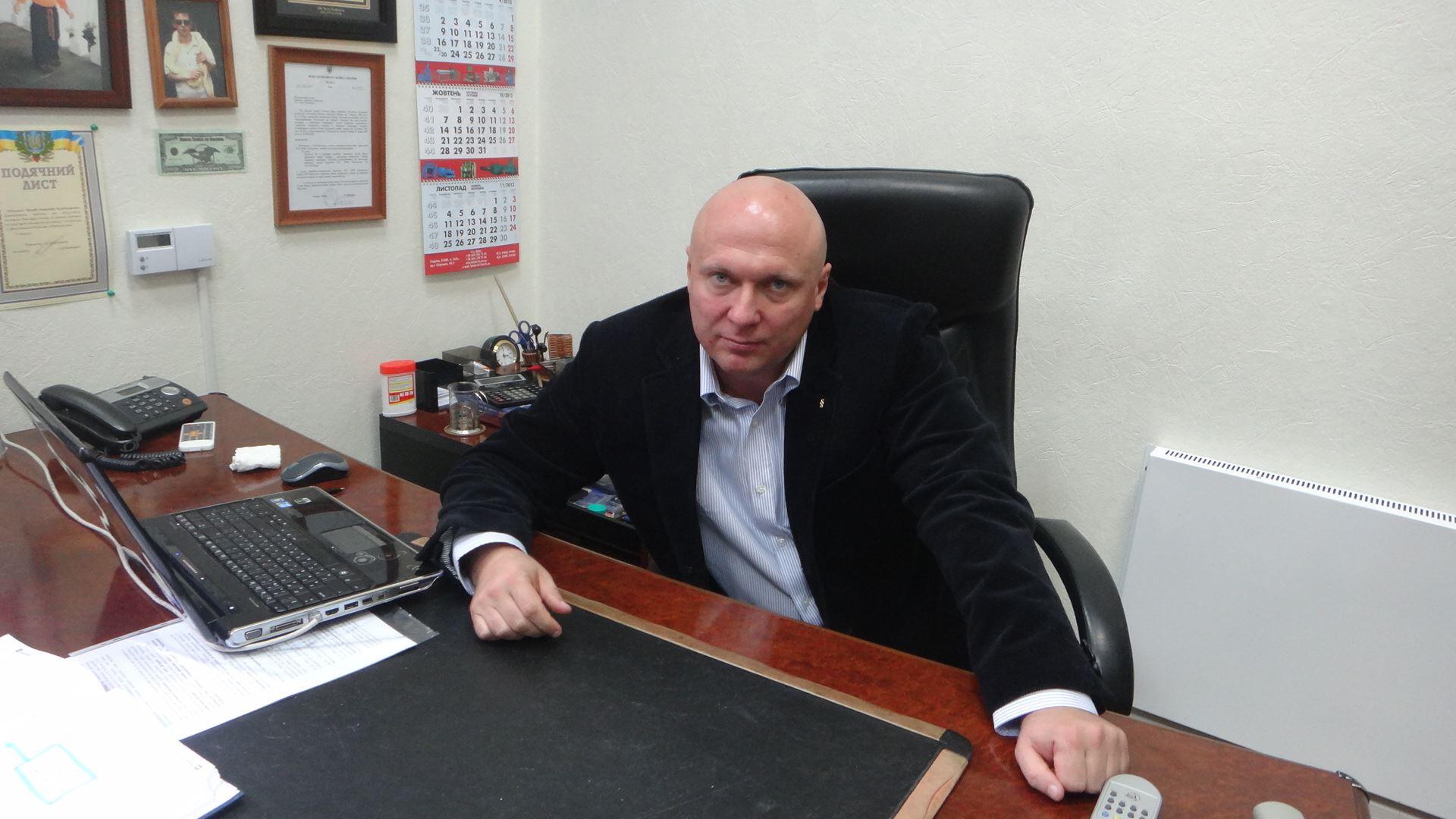 Адвокат Олексій Святогор отримував погрози щодня