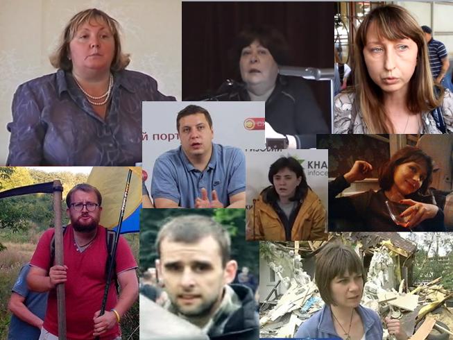 Очільники та активісти ШЄП. Ольга Асауляк & Co