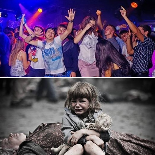 Из Краматорска на отдых в Хорватию под видом детей воинов АТО и сирот отправили детей-мажоров