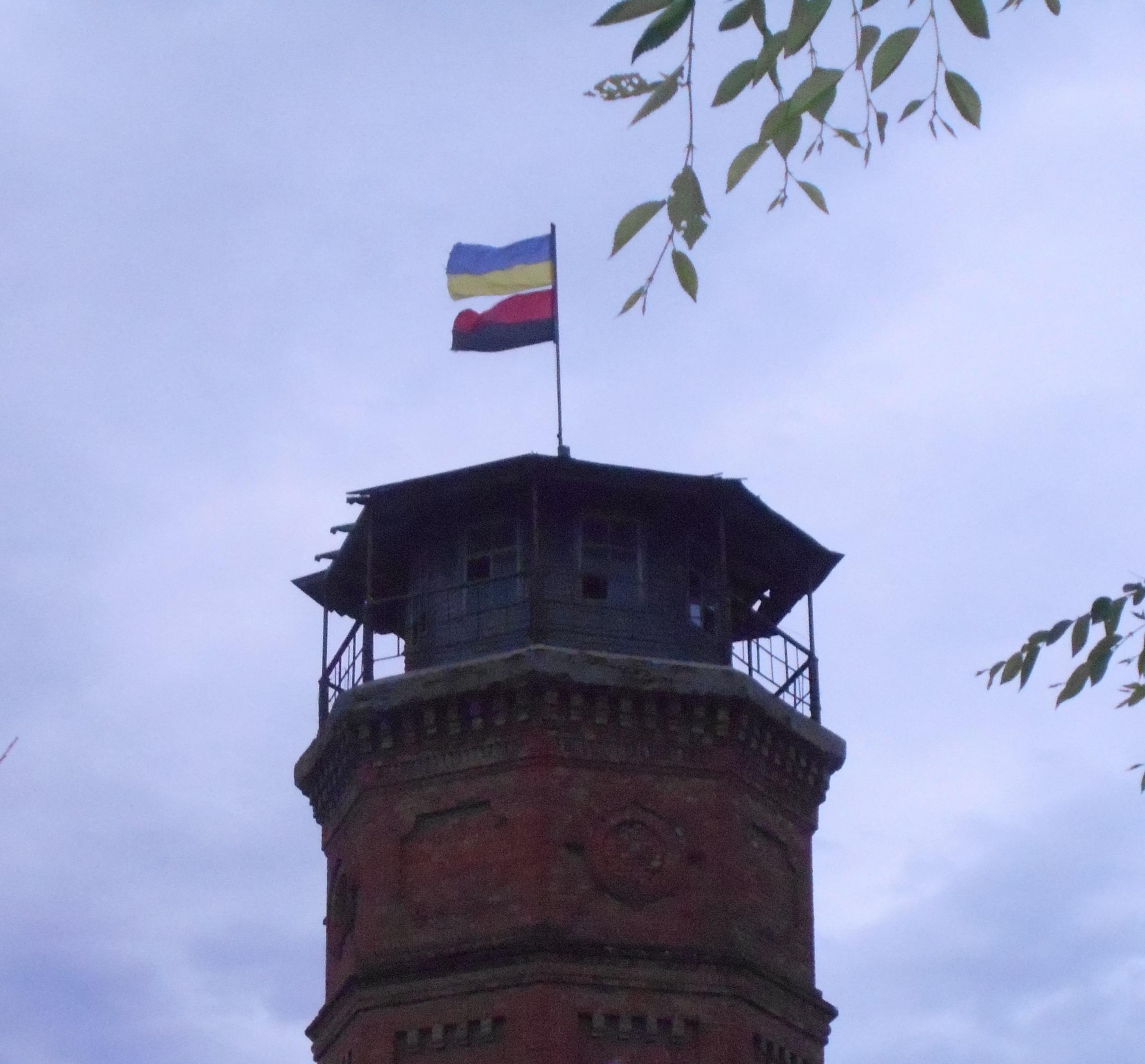 Флаг Украины – символ или тряпка?