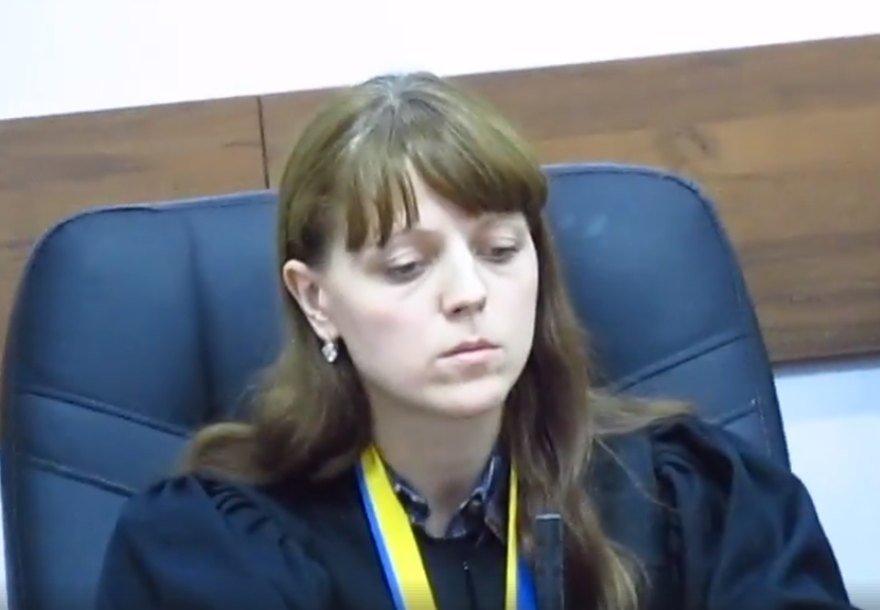 Як завершила свою кар'єру суддя Левицька