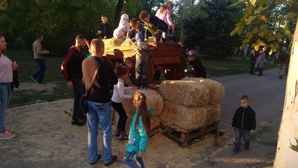 Николаев: праздник со вкусом сортира