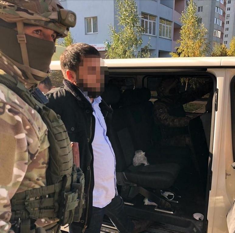 Как украинская власть сливает добровольцев из Чечни