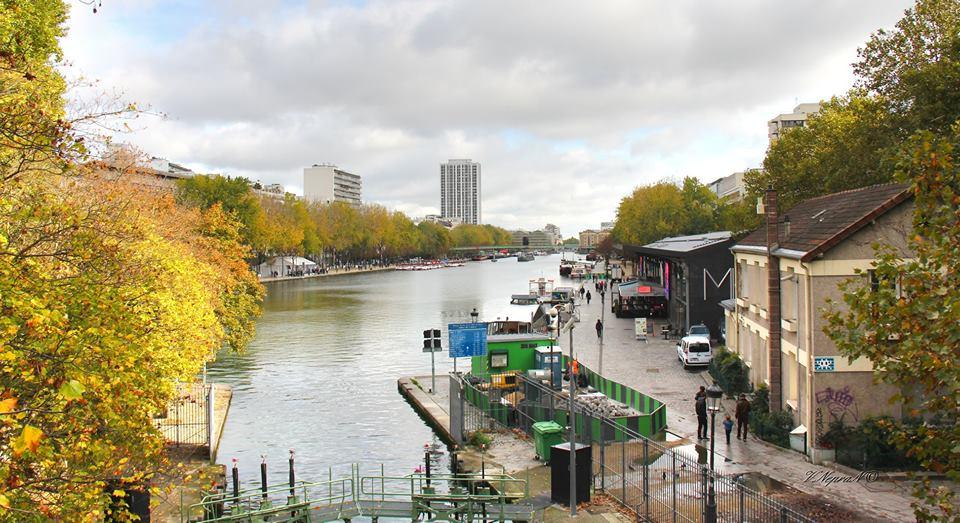 Сен-Мартін, Париж