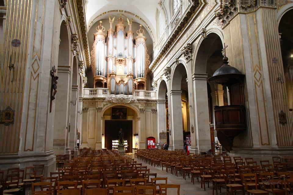 Церква Сен-Луї-ан-л'Іль у Франції