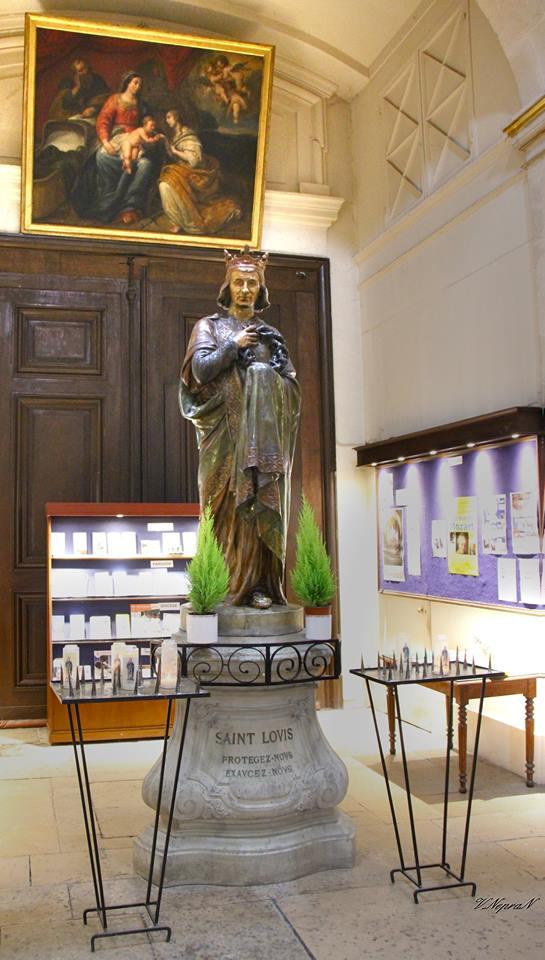 Скульптура Сен-Луї-ан-л'Іль