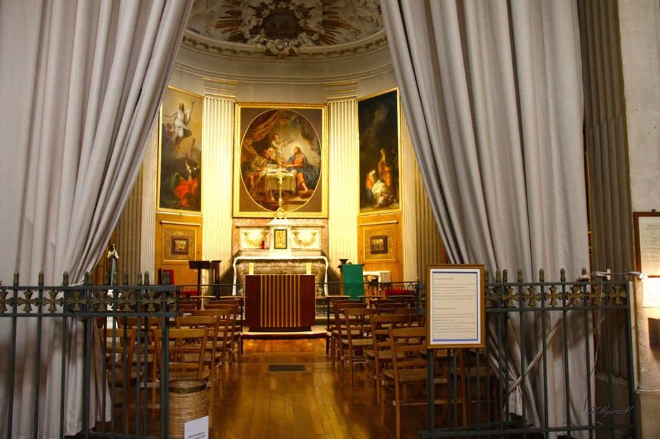 Церква Сен-Луї-ан-л'Іль