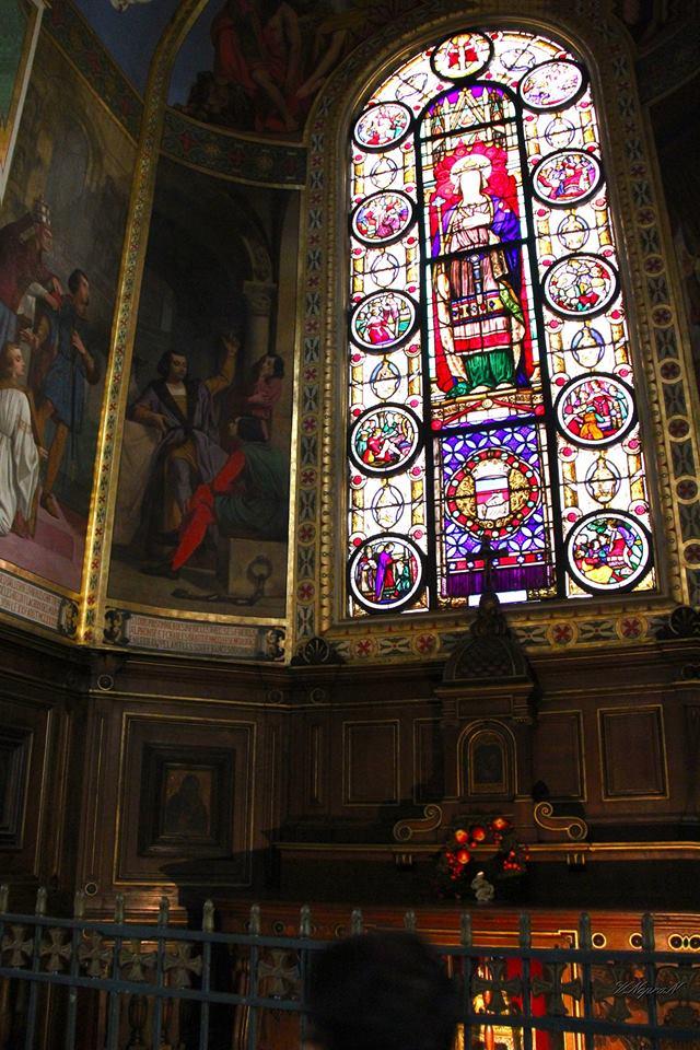 У храмі Сен-Луї-ан-л'Іль