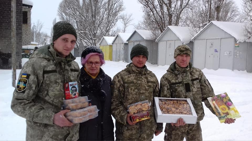 Україна. Війна. Волонтери