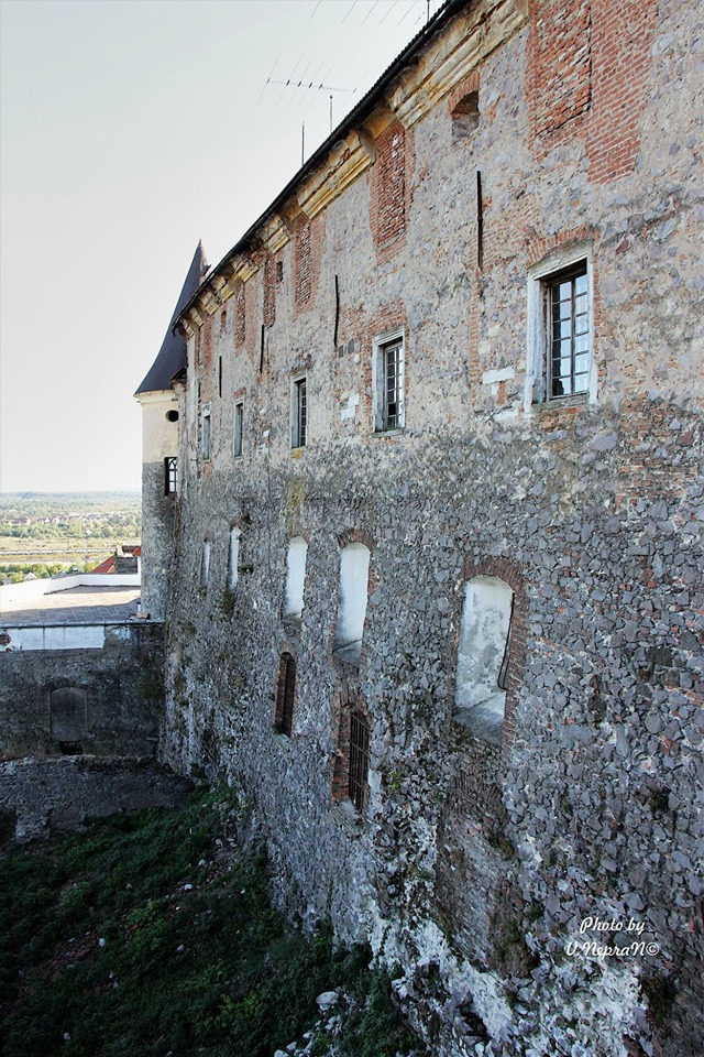 Замок Паланок раніше був в'язницею
