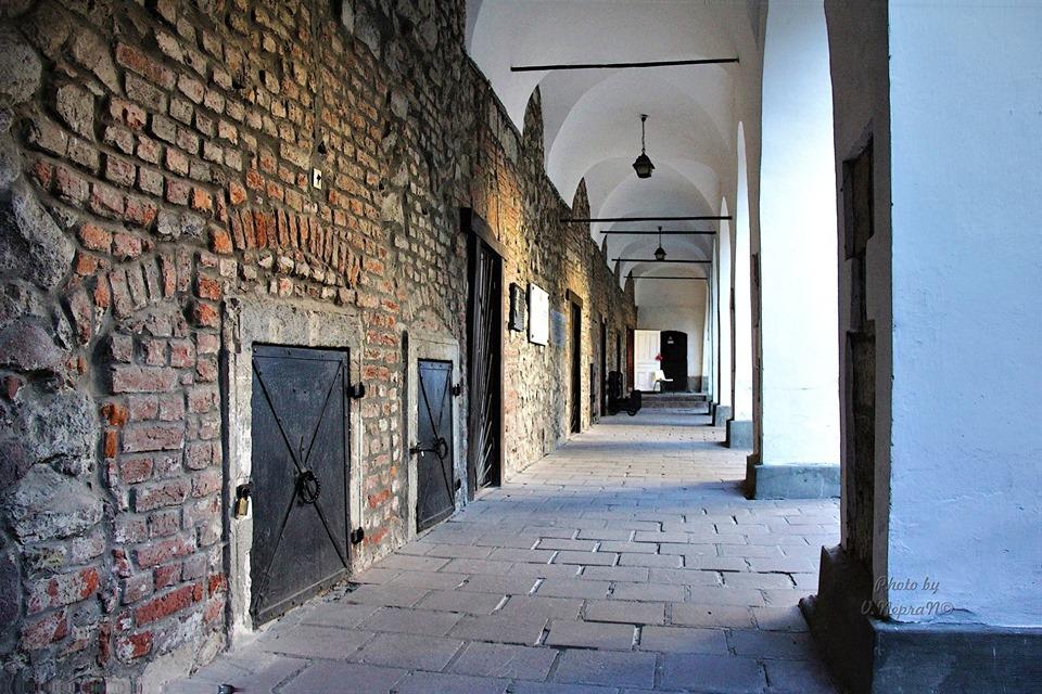 Замок Паланок пам'ятник архітектури