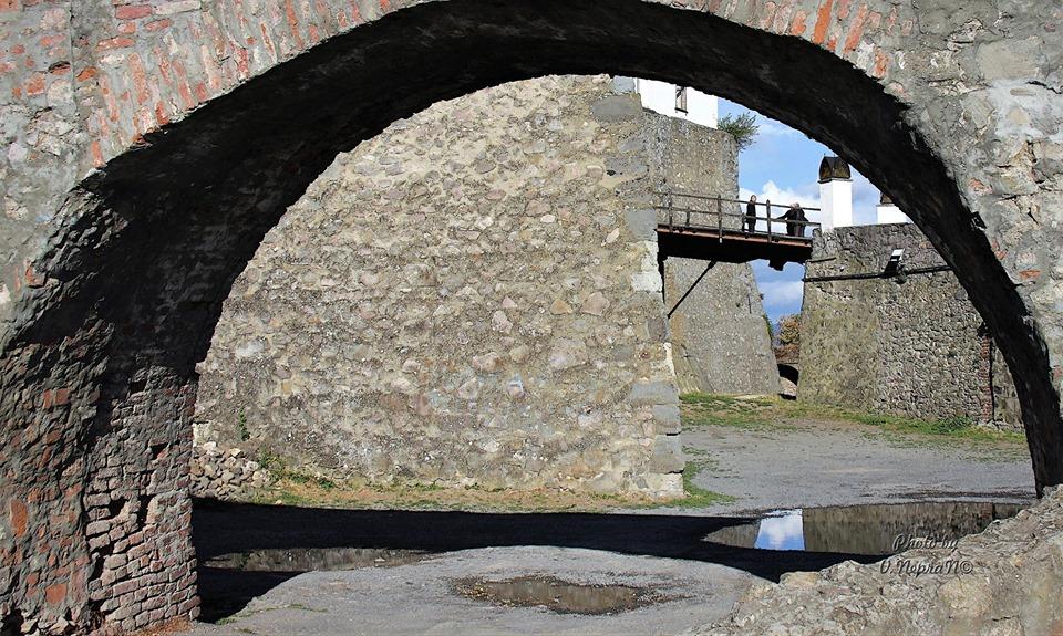 Лінії оборони фортеці