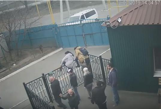 Марина Суркова, ШЄП і поліція Харкова
