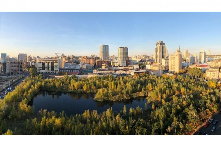 В центрі Києва може з'явитися великий парк з озером